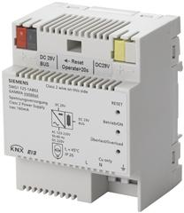 Power supply unit DC 29 V, 160 mA with additional unchoked output, N 125/02 - 5WG11251AB02 - 5WG1125-1AB02