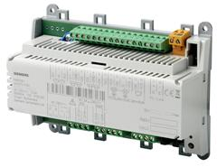 I/O block with KNX PL-Link for use with a PXC3.E7.. series room automation station - RXM39.1 - S55376-C105
